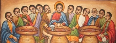 gbarnga last supper