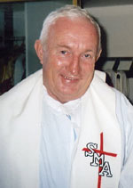 Fr John Hannon SMA 1939-2004