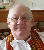 Fr John O'Mahony SMA