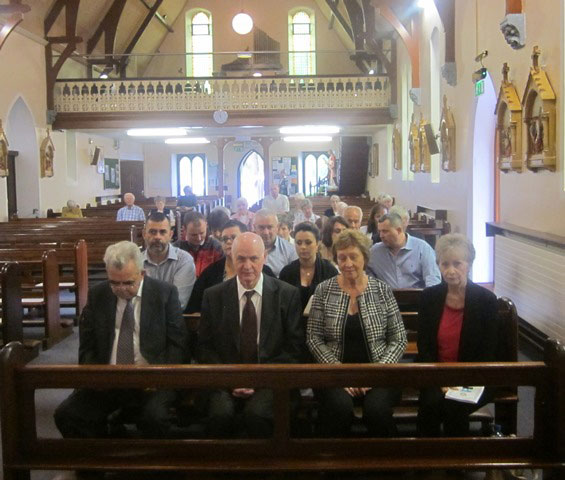 Family-before-Mass
