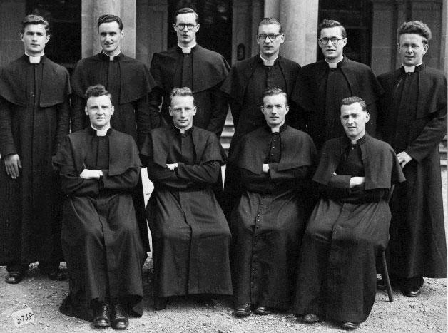 1952 Ordination class