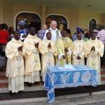 5 SMA Deacons ordained in Ibadan, Nigeria
