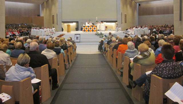 Knock Pilgrimage 2015 – report and photos