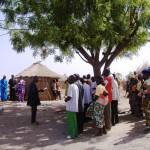 Outstation Mass Shafaci parish