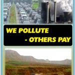 We Pollute Others Pay