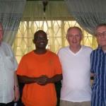 ED, Peter Makasa, DM & PMcC