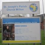 Parish Noticeboard 1