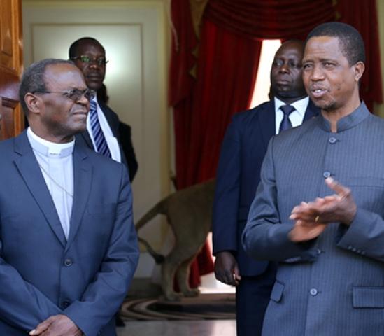 "ZAMBIA – CHRISTIAN CHURCHES DENOUNCE: ""ZAMBIA IS HEADING TOWARDS DICTATORSHIP"""