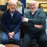 w.Fr Colum with Gerry McNamara