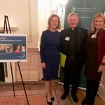 w.Fr Patrick Devine SMA with Irish Ambassador, Anne Anderson and Ex Dir of Tuesday's Children, Terry Grace Sears