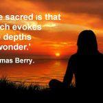 1 Sacred