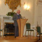 Fr McCabe address at Aras an Uachtarain
