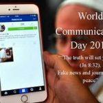 world communications day 2018