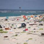 Henderson Island trash 1