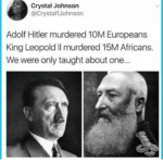 Hitler and Leopold
