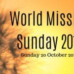Mission Sunday 1