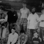 SMA Students at Camp [ Archives]