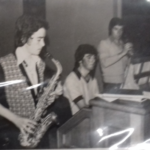 The Boylan brothers and Fergus Tuohy at Camp [ Archives]
