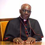 Cardinal Robert Sarah, Facebook Homepage a