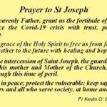 St Joseph – Prayer