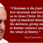 Rotor Christmas Pope