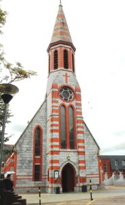 St Joseph's SMA Church, Wilton, Cork, built by Fr Zimmermann SMA